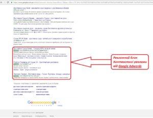 фото контекстна реклама в Google