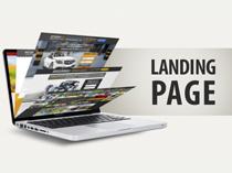 фото landing page замовити